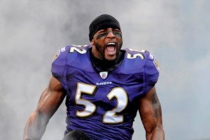 "Ray Lewis - ""Pissed off for greatness"""